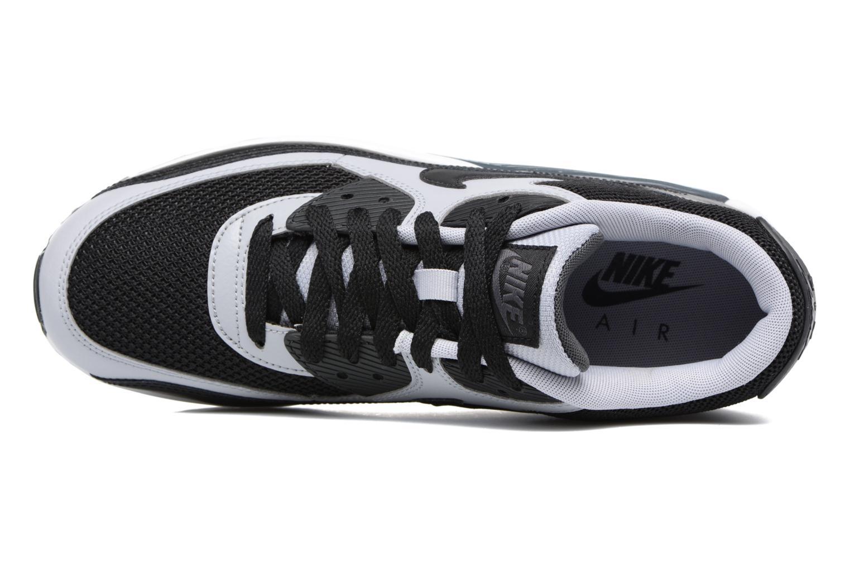 Deportivas Nike Nike Air Max 90 Essential Negro vista lateral izquierda