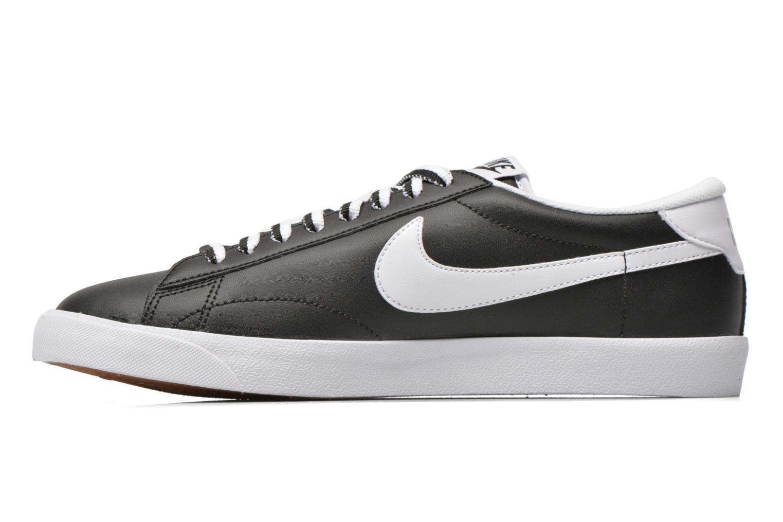 Sneaker Nike Tennis Classic Ac schwarz ansicht von vorne