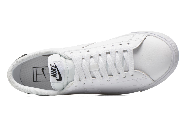 Sneaker Nike Tennis Classic Ac weiß ansicht von links