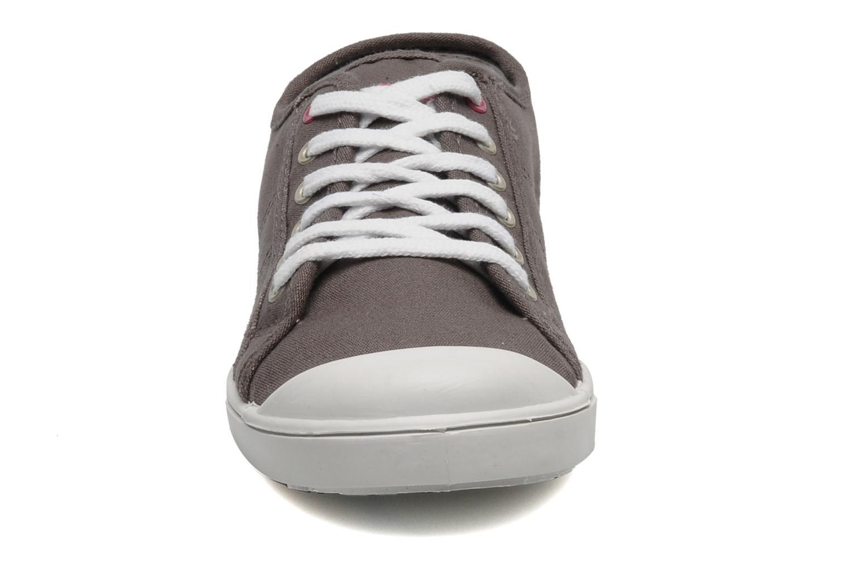 Baskets Little Marcel Benilace Uni Gris vue portées chaussures