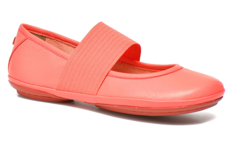 Zapatos promocionales Camper Right Nina 21595 (Rosa) - Bailarinas   Venta de liquidación de temporada