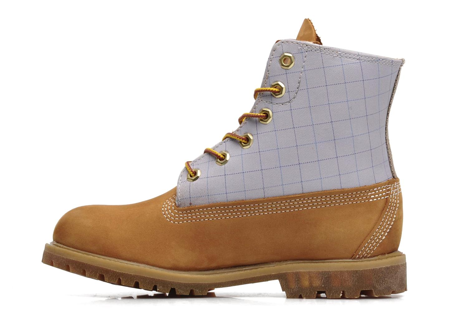 Bottines et boots Timberland 6in Nadège Winter Multicolore vue face