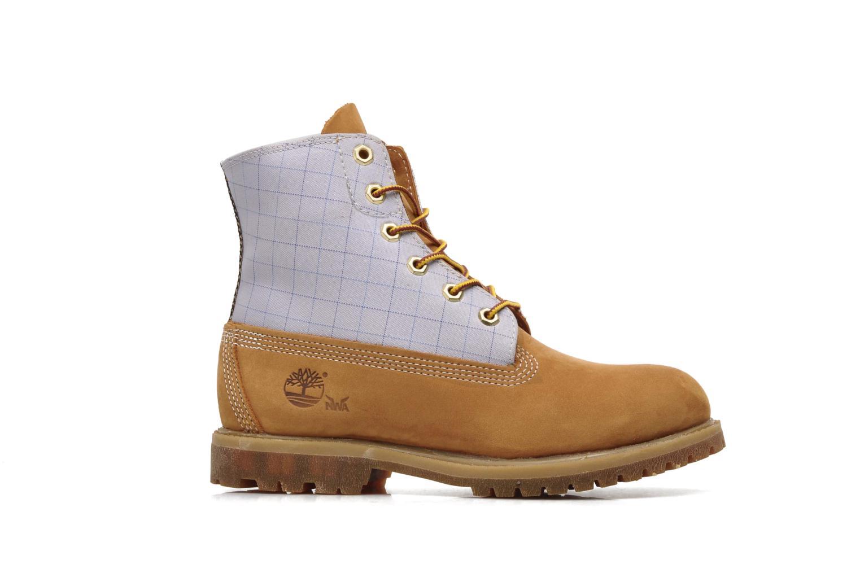 Bottines et boots Timberland 6in Nadège Winter Multicolore vue derrière