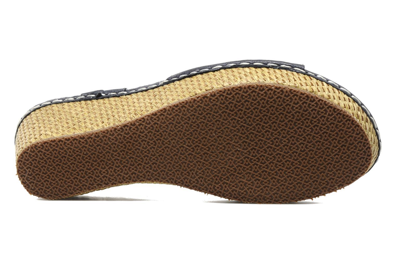 Sandalen TBS Astrid Blauw boven