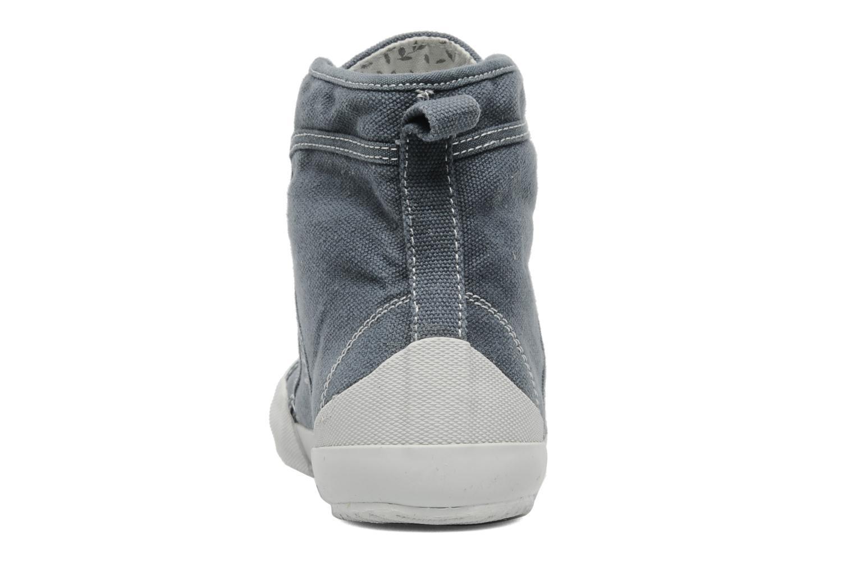 Sneakers TBS Obelia Grå Se fra højre