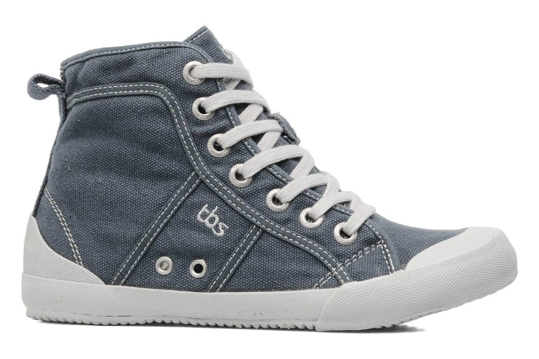 Sneaker TBS Obelia grau ansicht von hinten