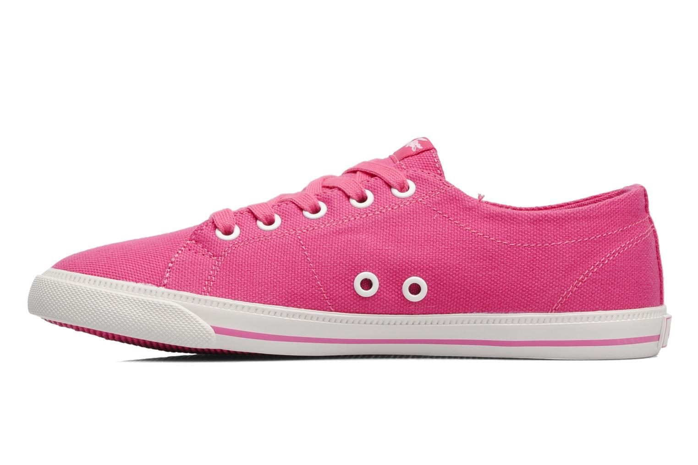 Sneakers Lacoste MARCEL JAW Roze voorkant