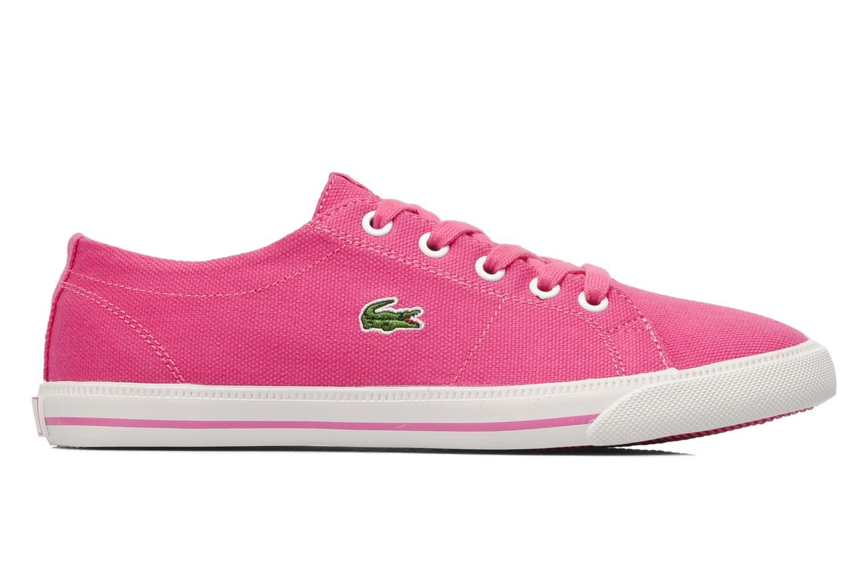 Sneakers Lacoste MARCEL JAW Roze achterkant