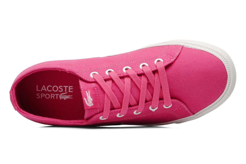 Sneakers Lacoste MARCEL JAW Roze links