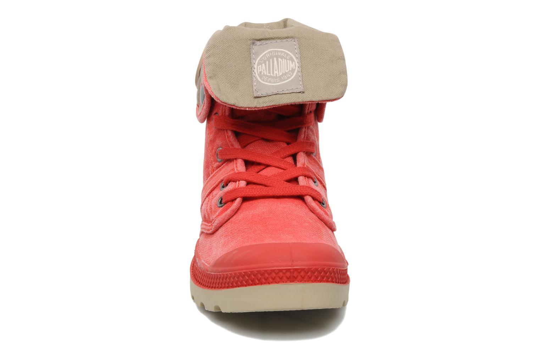 Sneakers Palladium Baggy CVS f Röd bild av skorna på