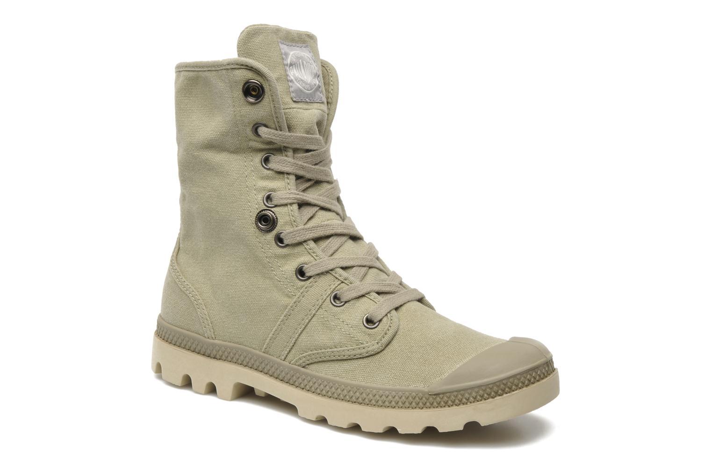 Sneakers Palladium Baggy CVS f Groen 3/4'
