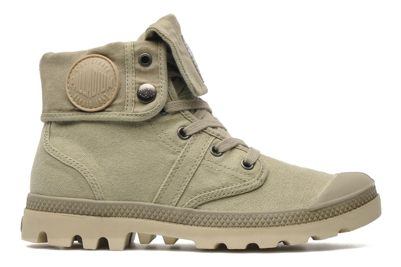 Sneakers Palladium Baggy CVS f Groen achterkant