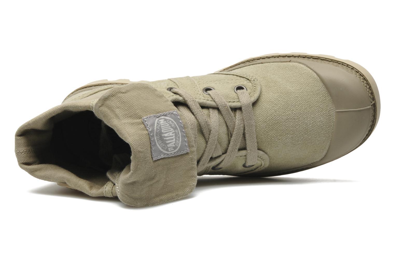 Sneaker Palladium Baggy CVS f grün ansicht von links