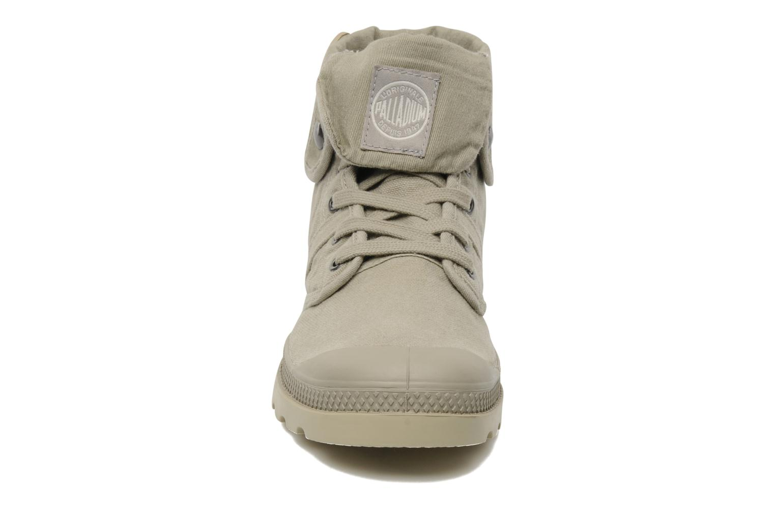 Sneakers Palladium Baggy m Beige model