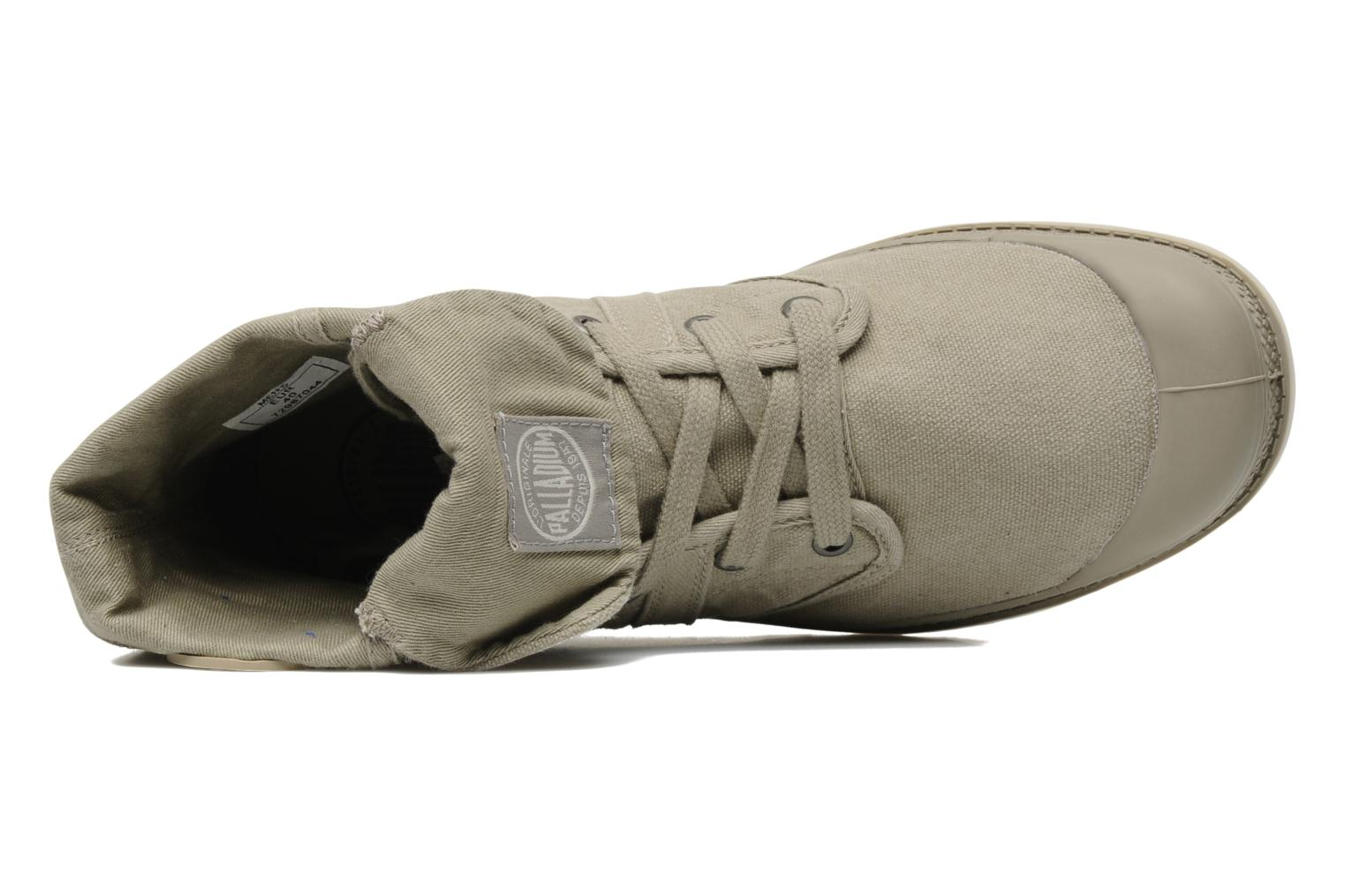 Sneakers Palladium Baggy m Beige links