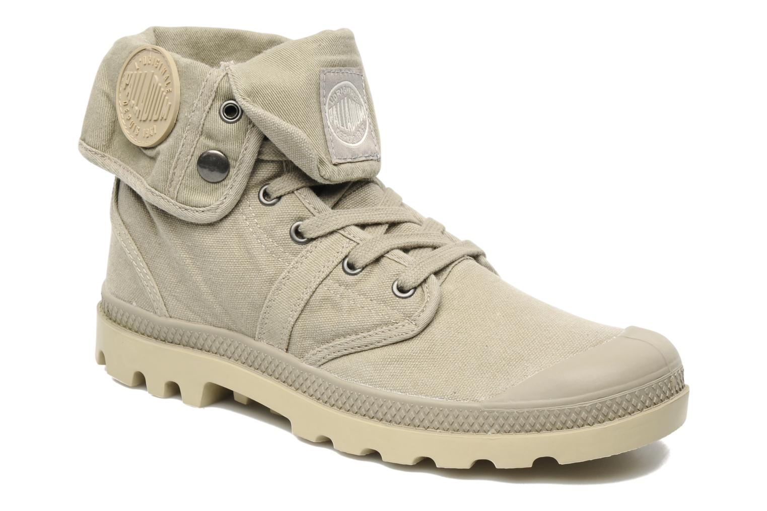 Sneakers Palladium Baggy m Beige detail