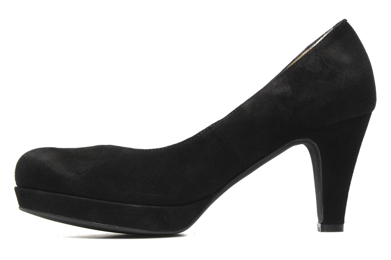 High heels Georgia Rose Taïma Black front view