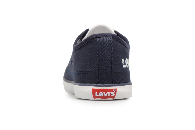 Baskets Levi's VENICE L Bleu vue droite