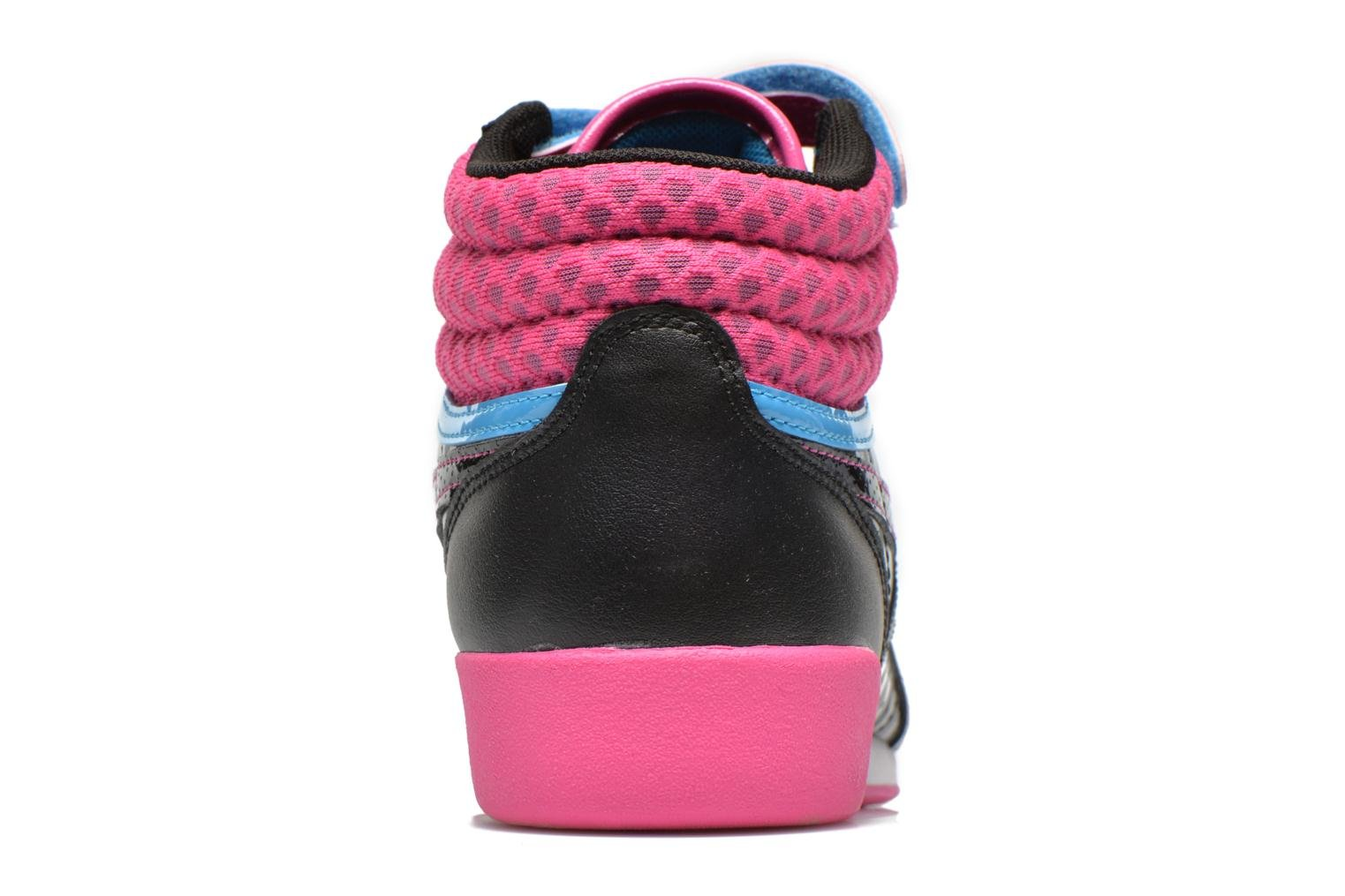 F/S Hi KIDS Black/Charged Pink/California Blue/White