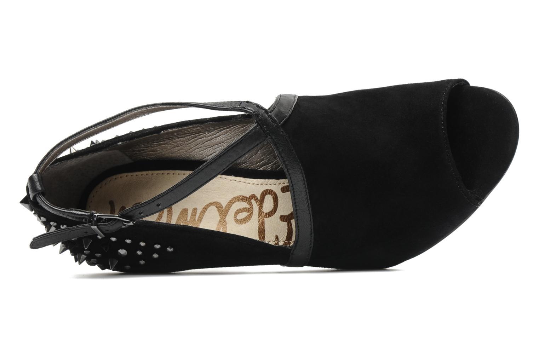 Bottines et boots Sam Edelman Adrienne Noir vue gauche
