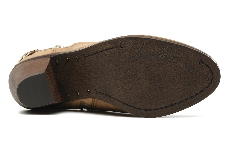 Nuevos zapatos para hombres y mujeres, descuento por tiempo limitado Sam Edelman Lucca (Beige) - Botines  en Más cómodo