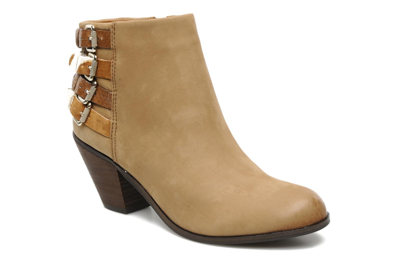 Zapatos promocionales Sam Edelman Lucca (Beige) - Botines    Zapatos casuales salvajes
