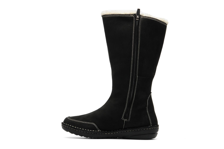 Boots en enkellaarsjes Teva Tonalea Boot Wp Zwart voorkant