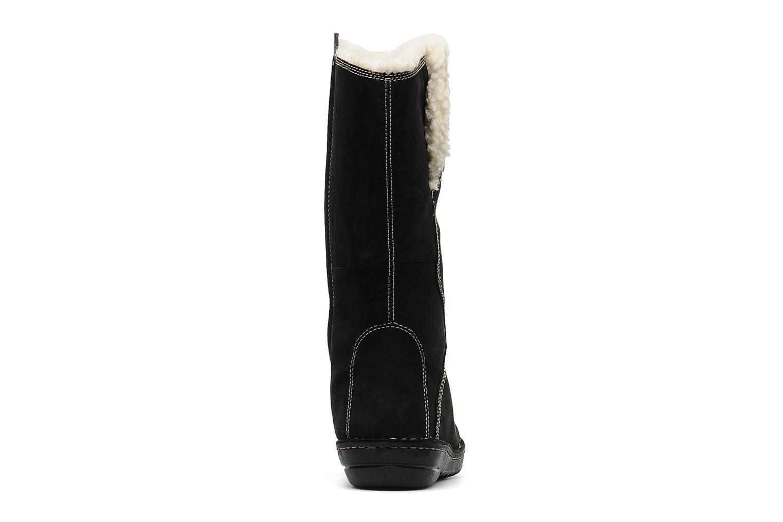 Bottines et boots Teva Tonalea Boot Wp Noir vue droite