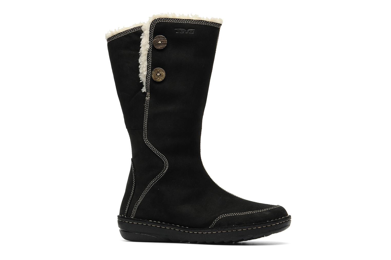 Boots en enkellaarsjes Teva Tonalea Boot Wp Zwart achterkant