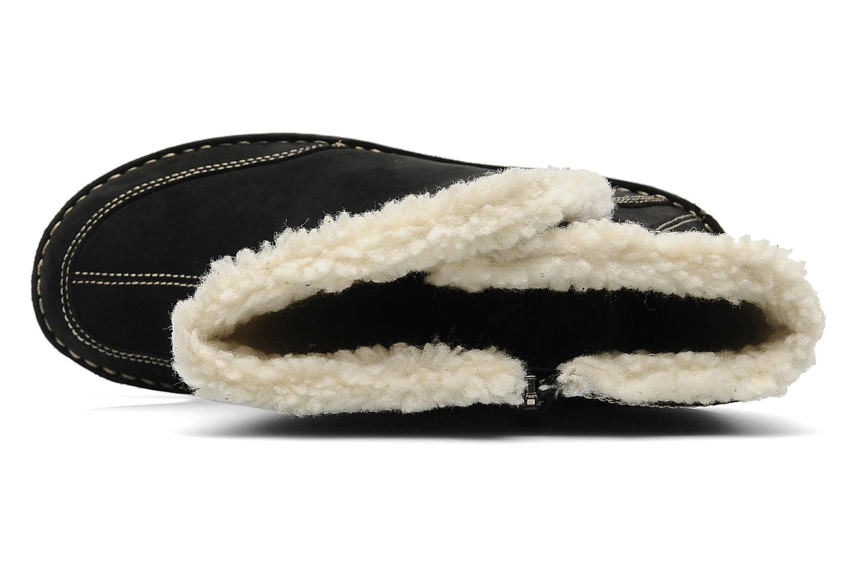 Bottines et boots Teva Tonalea Boot Wp Noir vue gauche