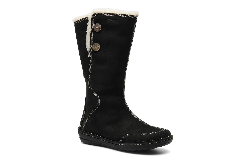 Bottines et boots Teva Tonalea Boot Wp Noir vue détail/paire
