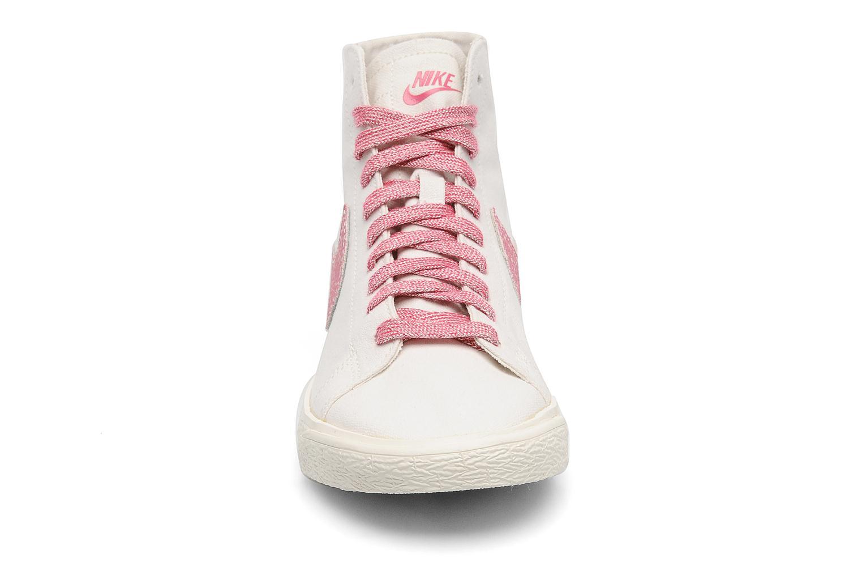 Wmns Blazer Mid Decon Cvs Sail/Pink Force