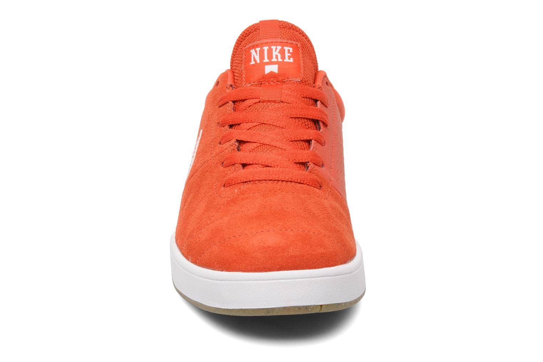 Baskets Nike Nike Rabona Orange vue portées chaussures