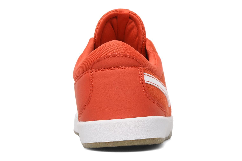 Baskets Nike Nike Rabona Orange vue droite