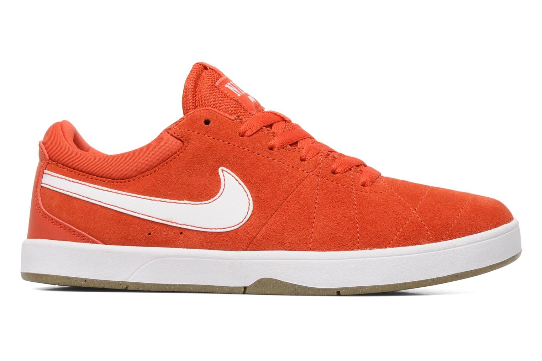 Sneaker Nike Nike Rabona orange ansicht von hinten