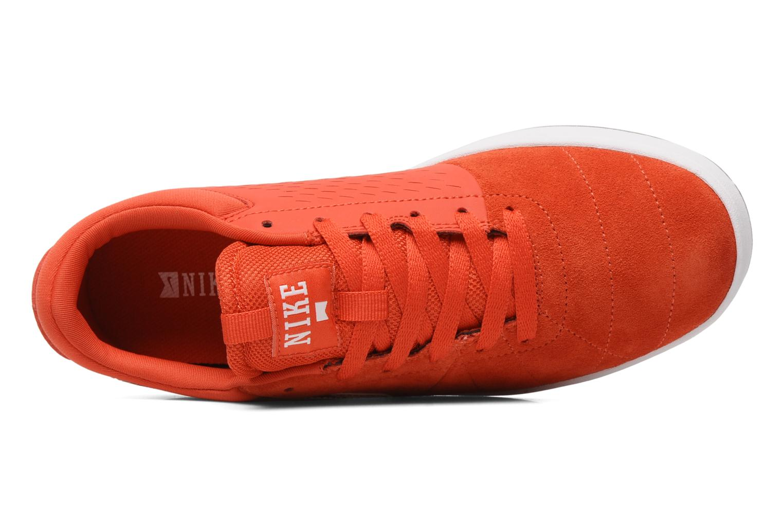 Sneaker Nike Nike Rabona orange ansicht von links