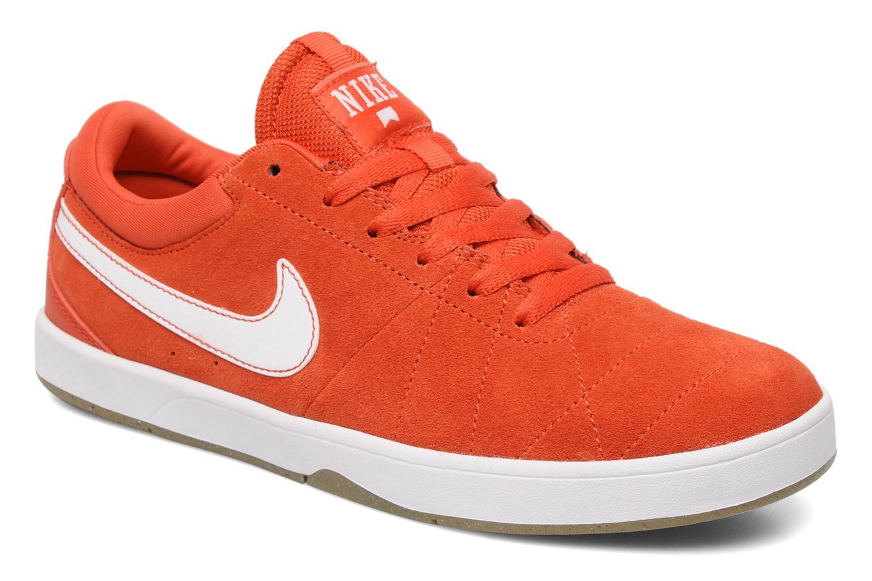 Baskets Nike Nike Rabona Orange vue détail/paire