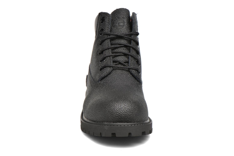 Stiefeletten & Boots Timberland 6 In Premium WP Boot schwarz schuhe getragen