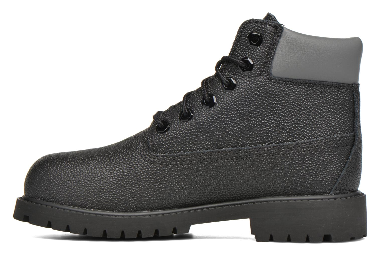 Bottines et boots Timberland 6 In Premium WP Boot Noir vue face