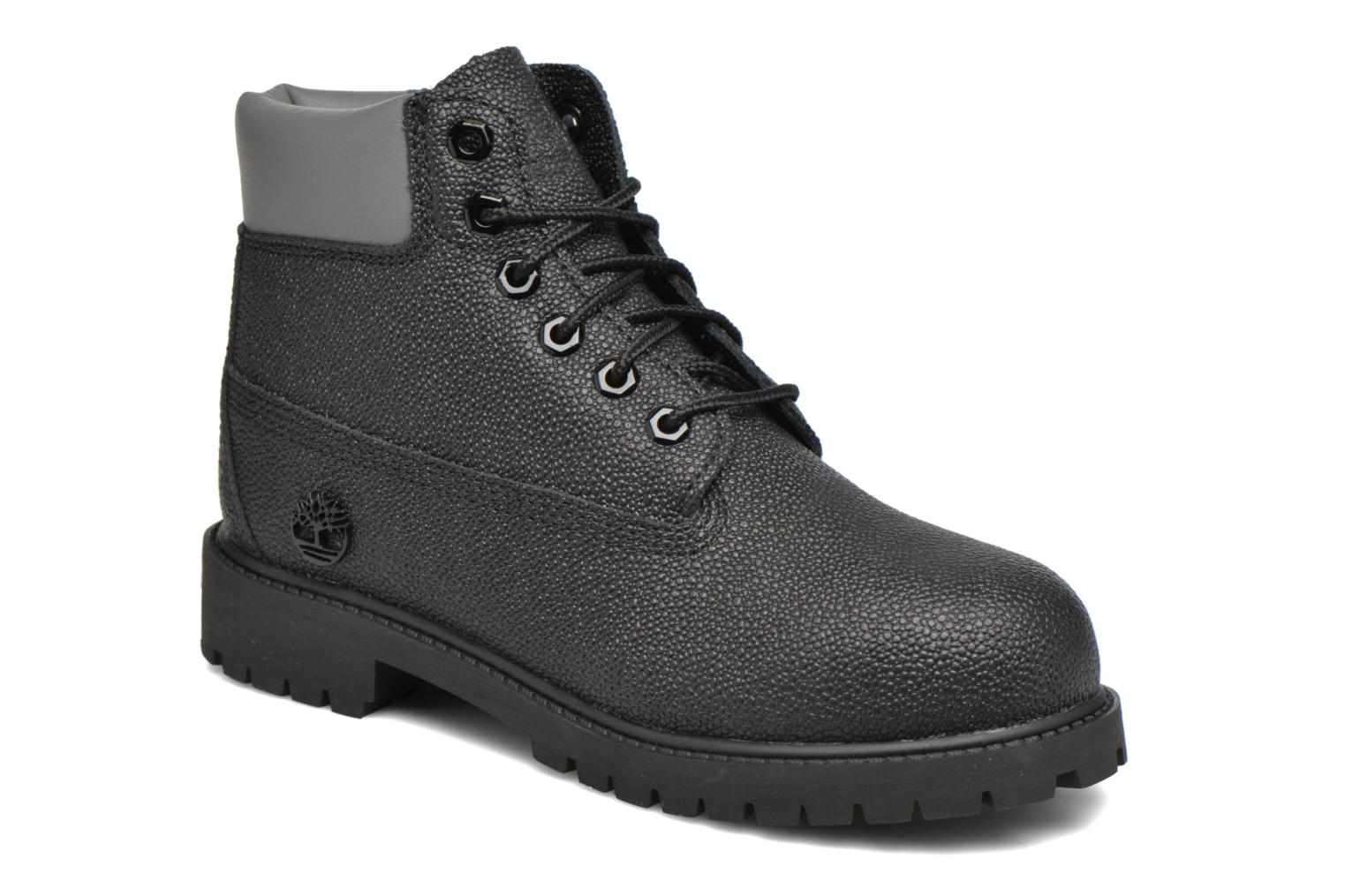 6 In Premium WP Boot Black II