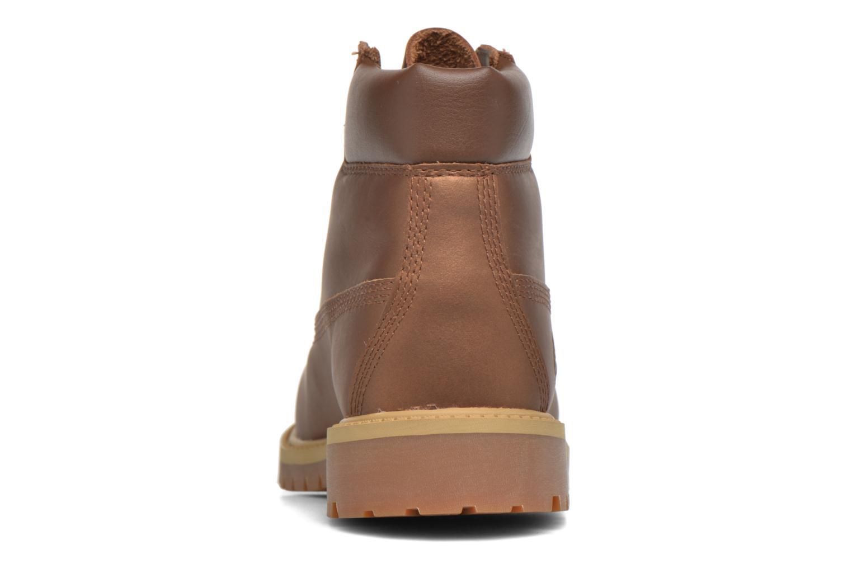 Stiefeletten & Boots Timberland 6 In Premium WP Boot braun ansicht von rechts