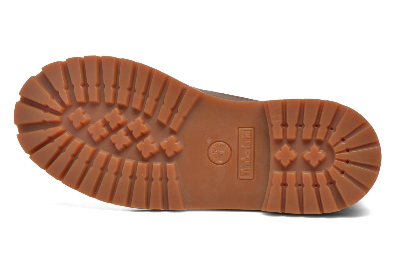 Bottines et boots Timberland 6 In Premium WP Boot Marron vue haut
