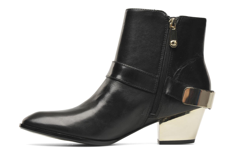 Bottines et boots Guess Elmoor Noir vue face