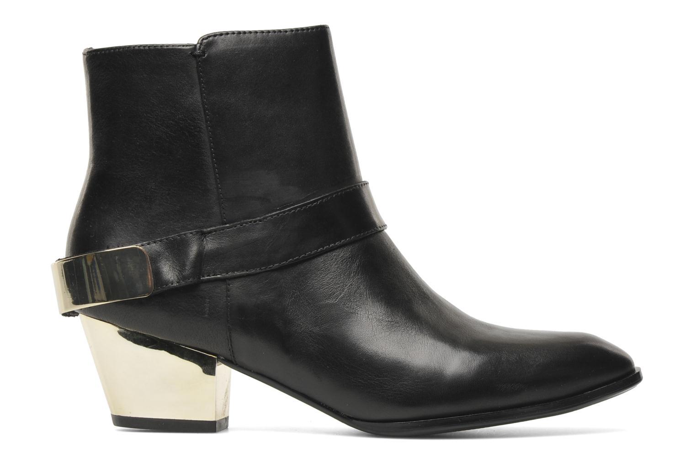Bottines et boots Guess Elmoor Noir vue derrière