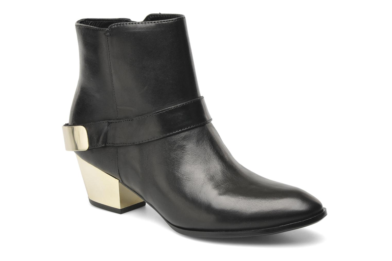 Bottines et boots Guess Elmoor Noir vue détail/paire