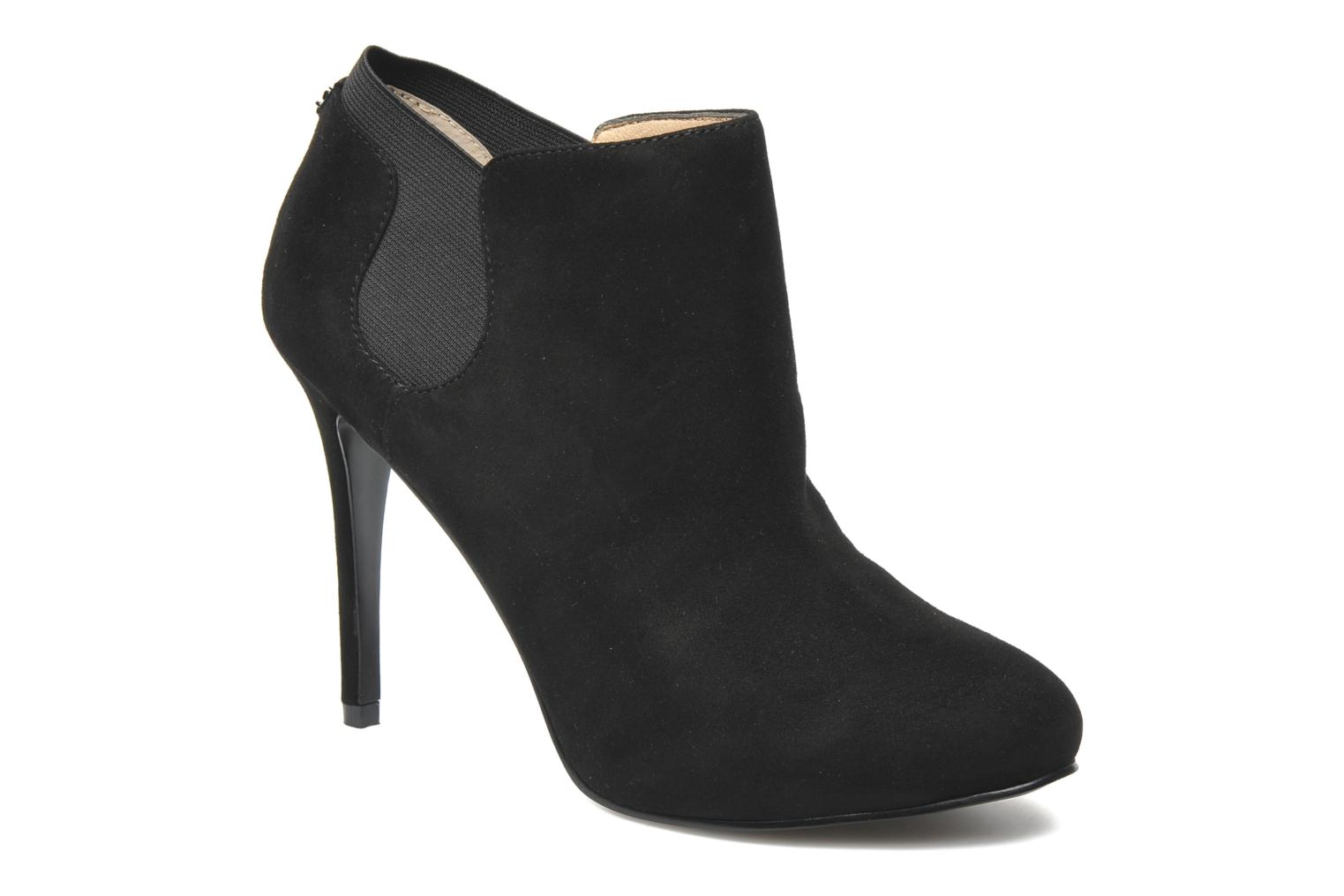 Ankle boots Guess Helia 2 Black detailed view/ Pair view