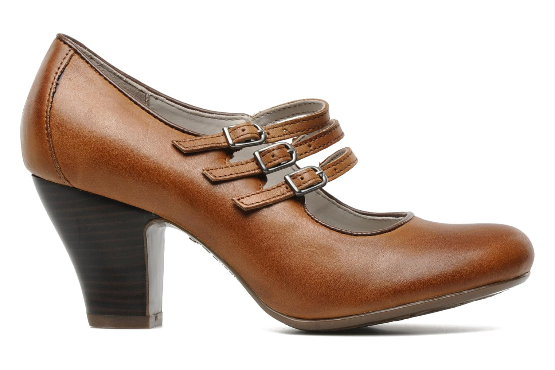Lonna Mary Jane Tan Leather