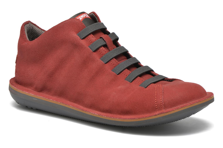 Sneakers Camper Beetle 36678 Rood detail