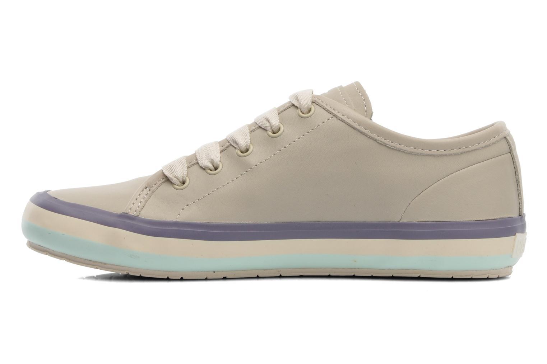 Sneakers Camper Portol 21888 Beige voorkant
