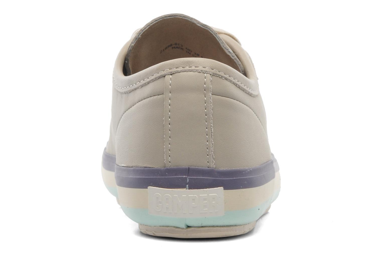 Sneakers Camper Portol 21888 Beige rechts